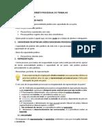 4. Direito Processual Do Trabalho - Das Partes