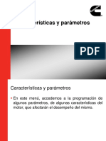 Características y Parámetros