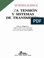Alta Tensión y Sistemas de Transmisión 2014