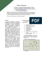 Detector de Campo Eletromagnético