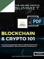 Blockchain & Crypto Guide 101