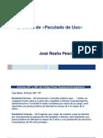 Microsoft PowerPoint - Peculado de Uso - Dr. José Reaño Peschiera.ppt [Modo de Compatibilidad]