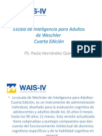 Seminario WAIS IV (1)