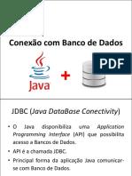 Java + Banco de Dados