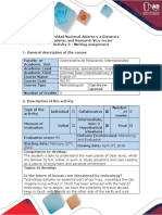 Activity Guide and Rubric - Activity 3 - Writing Assignment - Production