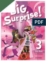 Big Surprise 3 Class Book