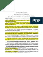 2.- Teoría Del Delito Elementos Generales (Dpumag)