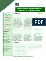 INTERESYS CONSULTING - Saltos Creativos- Las 10 Lecciones de Publicidad de Saatchi Et Saatchi