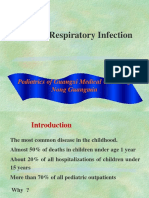 Acute Respiratory Infection