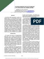 Innovative PV Micro-Inverter Topology El