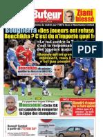 LE BUTEUR PDF du 16/09/2010