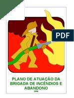 Plano de Atuacao Da Brigada de Incendio - 2005