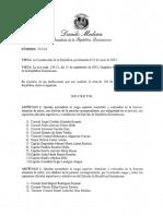 Decreto 123-18