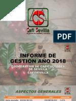 Presentacion 55 Asamblea Cafisevilla 2018 Sevilla