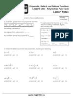 Math30.CA u1l1 PolynomialFunctions