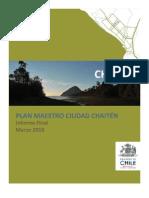 [Concurso Chaiten] Plan Maestro Chaiten