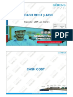 Cash Cost y Aisc Prn
