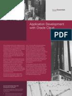 ORACLE iPaper Cloudessentials App Dev 3839208