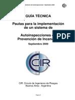 CIR GT Autoinspecciones Septiembre 2009 VF