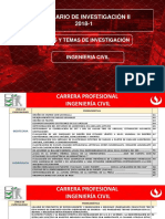 Lineas y Temas de Investigaciòn_ing. Civil_2018-1