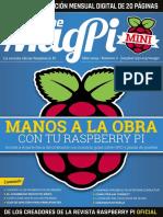 MagPi Mini Spanish 03-2
