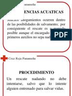 Emergencias Acuaticas