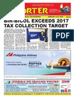 Bikol Reporter February 18 - 24, 2018 Issue | Rodrigo
