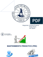 Mantto Predictivo
