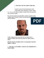 Ricardo Guedes - Entrevista Com Um Grande Conhecedor Sobre SEO