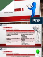 5. Grammar Year 6 KSSR 2015