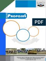 Proposal pembangunan lapangan olahraga multifungsi