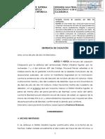 Casación 4 2015 Cajamarca Anulan Sentencia Que Justificó Pena Suspendida Pero Impuso Pena Efectiva Violación Sexual de Menor