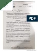 Restricción de parrillero en Madrid, Cundinamarca