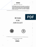 Bombs for Aircraft Pt.1