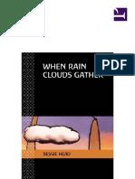 When Rain Clouds Gather - B. Head