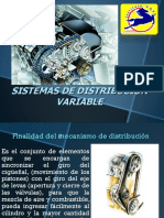 1er Tema Sistema de Distribución Variable2017