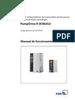 Om - Pumpdrive r Ksb202 Es