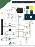 Diagrama Eletronico TCU A3