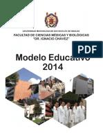 Umsnh Modelo Educativo Medicina 2014