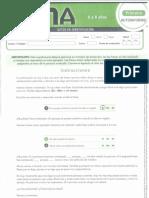 SENA. Protocolos. Familia, Escuela y Autoinformes