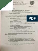 Assessment for Principal