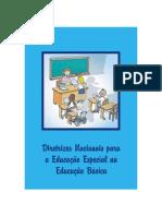 Diretrizes Nacionais Para a Educação Especial Na Educação Básica1