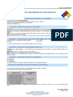 Pegacor Rapido Blanco Documento de Seguridad 901271001 1