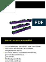 1-Comunidad y Sentido de Comunidad - Copia