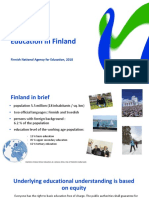 175015 Education in Finland