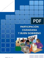 Participacion Ciudadana y BG