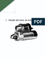 Curso de electricidad del automovil - Estudio del Motor de arranque.pdf