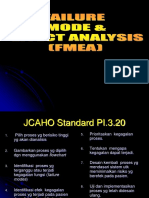 Analisis HFMEA
