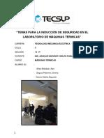 Manual de Seguridad Maquinas térmicas 2017
