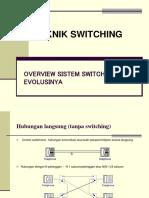 Pertemuan 1- Sistem Switching Dan Evolusinya (2)